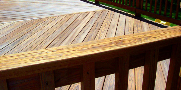 Decks & Fencing Restoration