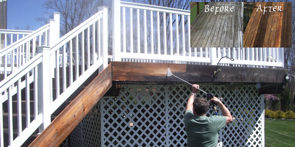 Wood Decks and Fencing