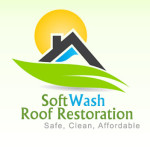 Soft Wash Roof Restoration - Roof Cleaning Service