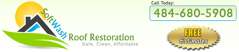SoftWashRoofRestoration.com - Roof Cleaning Company